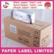 UPP-110S ultrasound thermal roll paper