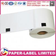 100 rolls Brother compatible Labels DK-11202,DK-1202,DK-202 DK11202 DK1202 DK202 Direct Thermal Labels QL Series
