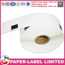 100 rolls Brother Compatible Label DK-11201 without frame PAPER-LABEL LIMITED